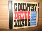 COUNTRY DANCE MIXES CD CONFEDERATE RAILROAD RAY KENNEDY JOHN MICHAEL MONTGOMERY
