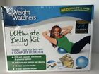 Weight Watchers Ultimate Belly Kit Fitness Video Recipes Exercise Tracker