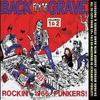 Various Artists Back from the Grave 1  2 New CD Reissue