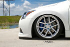 19x9 19X105 +25 Velgen VMB5 5x1143 Silver Wheel Fit NISSAN ALTIMA COUPE 2010