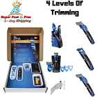 Mens Razor Fusion ProGlide Beard Trimmer Personal Grooming Kit Special Pack New