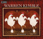 Lang 2017 Warren Kimble Wall Calendar, 13.375 x 24 inches (17991001884)