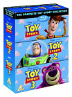 The Complete Toy Story Collection 1 2 3 Blu ray Box Set Disney