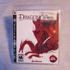 sony playstaion 3 ps3 dragon age origins complete!  tested!