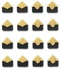 Jolees Boutique Embossed Photo Corners Gold Accents 16 Package
