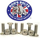 BMW R1100 GS 94-01 Stainless Steel Front Brake Disc Bolt Kit