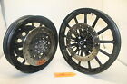 02-05 HARLEY-DAVIDSON SPORTSTER 883 XL 883C CUSTOM FRONT REAR WHEEL RIM TIRE SET