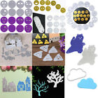Cutting Dies Stencils For DIY Scrapbooking Photo Paper Album Card Decor Craft