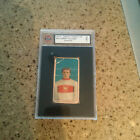 1910-11 Imperial Tobacco C56 #10 Harry Hyland Rookie Card 2 G Graded by KSA