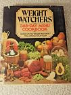 WEIGHT WATCHERS 365 DAY MENU COOKBOOK Hardcover