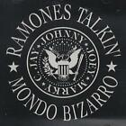 Ramones Talkin' Mondo Bizarro CD album (CDLP) USA promo RAR3P-2658 RADIOACTIVE