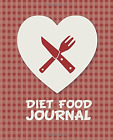 Diet Food Journal  Weight Watchers Food Journal 75x925 Undated Daily Food A