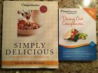 Weight Watchers Points Plus Dining Out Companion  Simply Delicious cookbook