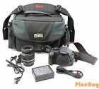 Canon EOS Rebel T2i Digital Camera Kit w 18 55mm Lens and Case Bundle