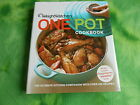 WEIGHT WATCHERS ONE POT COOKBOOK 300+ Recipes 2011 HCwDJ PointsPlus Values