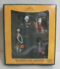 Hallmark Halloween Town Tricksters Nightmare Before Christmas Ornaments Set of 4