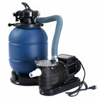 New Pro 2450GPH 13 Sand Filter Above Ground 10000GAL Swimming Pool Pump