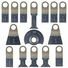 15 x SabreCut SCK15A Mix Blades for Fein SuperCut and Festool Vecturo Multitool