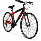 Mens 26 Hybrid Bike Aluminum Frame 700c Specialized Cruiser City Road Bicycle