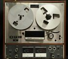 TEAC A-4010S REEL TO REEL TAPE DECK. PROFESSIONAL WORKS