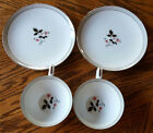 Noritake Grayson Teacup Teacups and Plates MINT CONDITION Pattern 5697 FREE SHIP