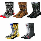 MENS STANCE STAR WARS COLLECTION ATHLETIC CREW SOCKS