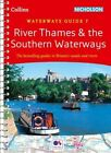 River Thames and Southern Waterways by Collins Maps Spiral Book