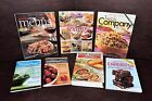 REDUCED Lot of 7 Weight Watchers Cook Books Diet Recipes colorful illustrations