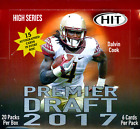2017 SAGE HIT PREMIER DRAFT HIGH SERIES FOOTBALL HOBBY SEALED BOX - IN STOCK!