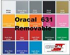 12x 10 Feet Matte Oracal 631 Adhesive backed Vinyl for Cricket Silhouette Cameo