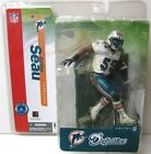 McFarlane Sportspicks NFL 9 JUNIOR SEAU variant action figure-Dolphins-Chargers