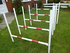 JOHNS DOG AGILITY 5 training jumps obedience equipment keep fit fun
