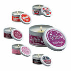 Scandal Candle Soy Massage Oil Candles with Pheromones 6 Scents For Men