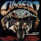 OMEN - THE CURSE/NIGHTMARES USED - VERY GOOD CD