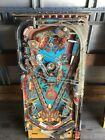 F-14 Tomcat Williams Pinball Machine Semi populated Playfield  COIN OP #2