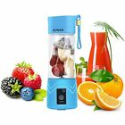 Cup KUWAN Portable Juicer Rechargeable Battery Juice Blender 380ml USB Electric