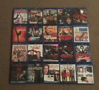 BLU RAY MOVIES LOT 1X YOU PICK HOW MANY FROM 60 Titles