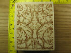 Rubber Stamp Elegant Background Anna Griffin All Night Media Stampinsisters 330