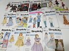 Lot of 14 SIMPLICITY Daisy Kingdom sewing pattern See my other pattern listings