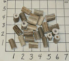 24 1 Drilled Deer Antler Beads Crafts Jewelry Necklaces