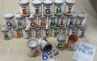 Learning Resources Alphabet Soup Sorters 26 Cardboard Cans Preschool Upper Lower