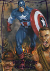 2016 Upper Deck Captain America 75th Anniversary Trading Cards 14