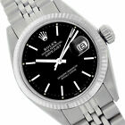 Rolex Lady Datejust 6917 Stainless Steel 18K White Gold Bezel 26mm - Pre-Owned