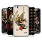 OFFICIAL ANNE STOKES STEAMPUNK SOFT GEL CASE FOR ZTE PHONES