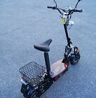 T Max Electric Scooter Model ESB1 1000W 36V black