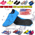 Skin Shoes Water Shoes Aqua Summer Sport Socks Pool Beach Swim Slip On Surf Hot