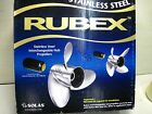 New Solas rubex Marine Stainless 3 Blade Boat Propeller Prop 953214023 B420
