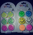 Contact Lens 6 Sets of Casesby ColorCase The  One Seller of Lens Cases in USA