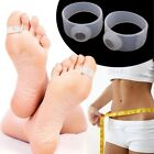 New Weight Loss Pair of Body Slimming Magnetic Toe Rings Lose Weight Watchers