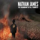 Nathan James - Paramount of All Promises [New CD] Professionally Duplicated CD